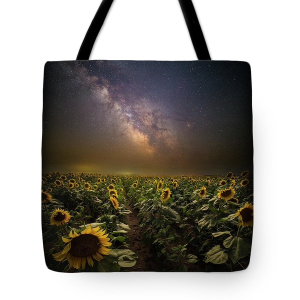 Tote Bag featuring the photograph One In A Million  by Aaron J Groen