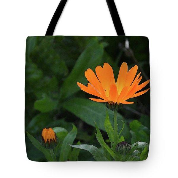 One In Bloom Tote Bag