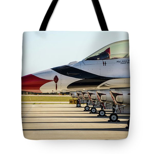 One Jet Or Seven Tote Bag