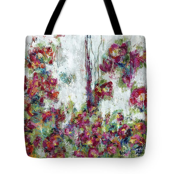 One Last Kiss Tote Bag by Kirsten Reed