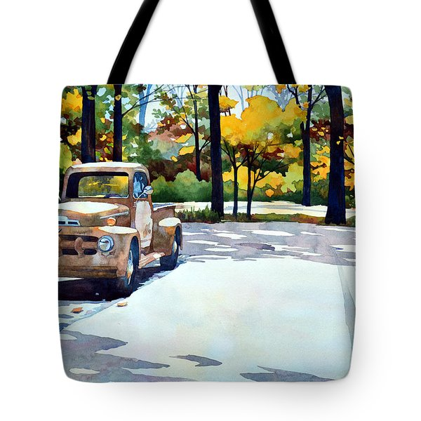 One Last Ride Tote Bag
