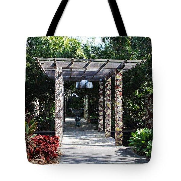 One Long Embrace- Horizontal Tote Bag