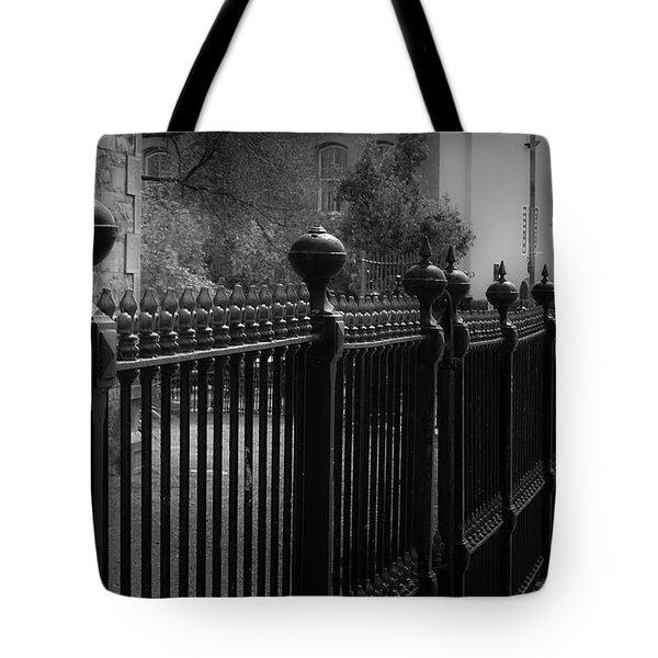 One Missing Tote Bag by Teresa Mucha