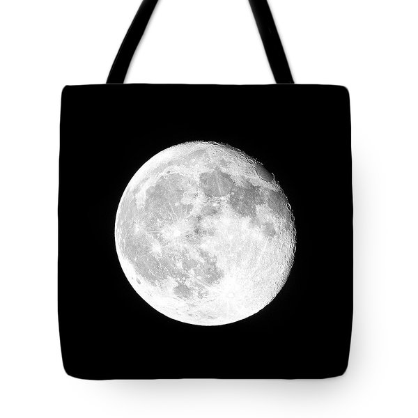 One Moon Tote Bag