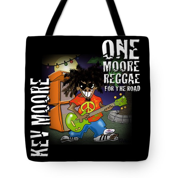 One Moore Reggae Tote Bag