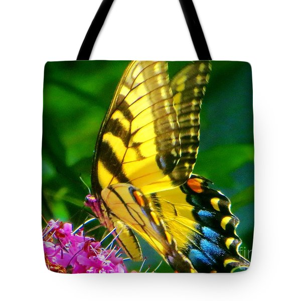 One More Sip Tote Bag by Tim Townsend