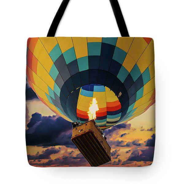 One Morning In Napa Valley Tote Bag