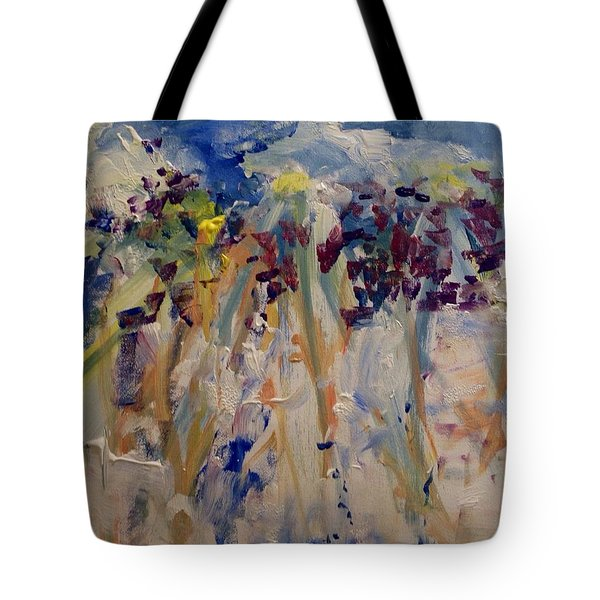 One Of A Kind Tote Bag by Judith Desrosiers