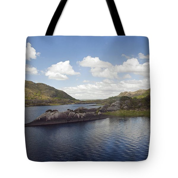 One Of The Lakes Of Killarney Tote Bag