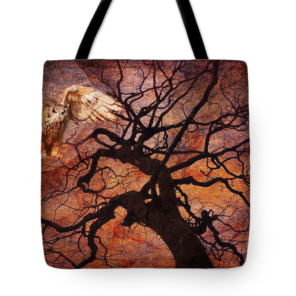 One Of These Nights 2015 Tote Bag