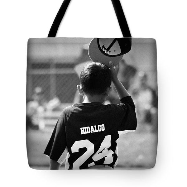 One Of Those Days The Home Team Tote Bag
