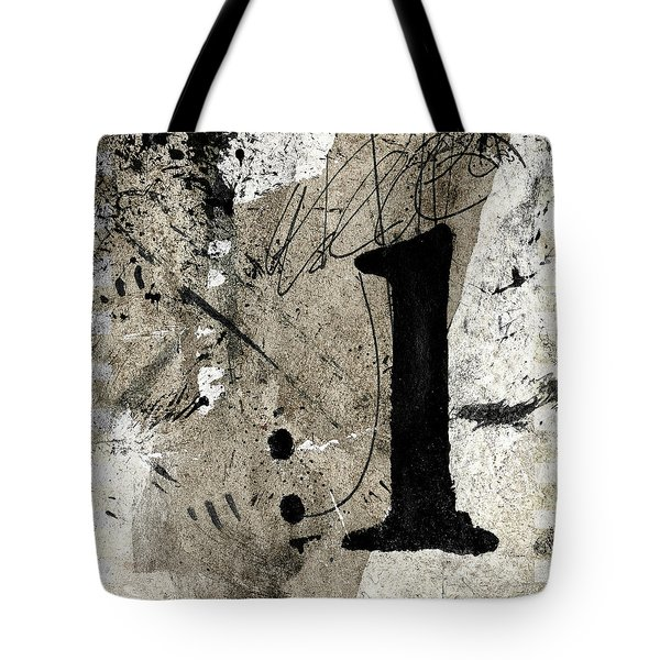 Tote Bag featuring the mixed media One Off The Counter by Carol Leigh