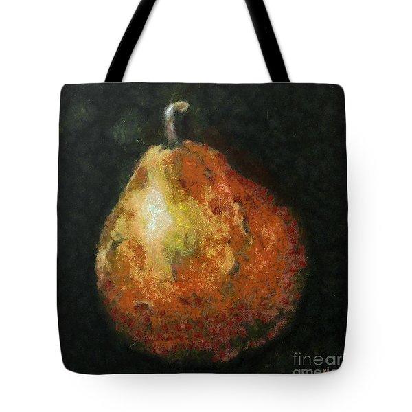 One Pear Tote Bag