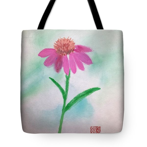 One Petal At A Time Tote Bag