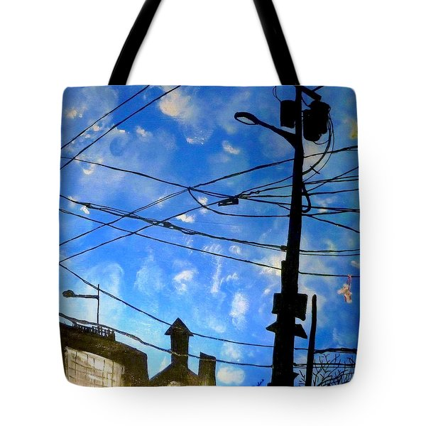 One Philly Sky Tote Bag