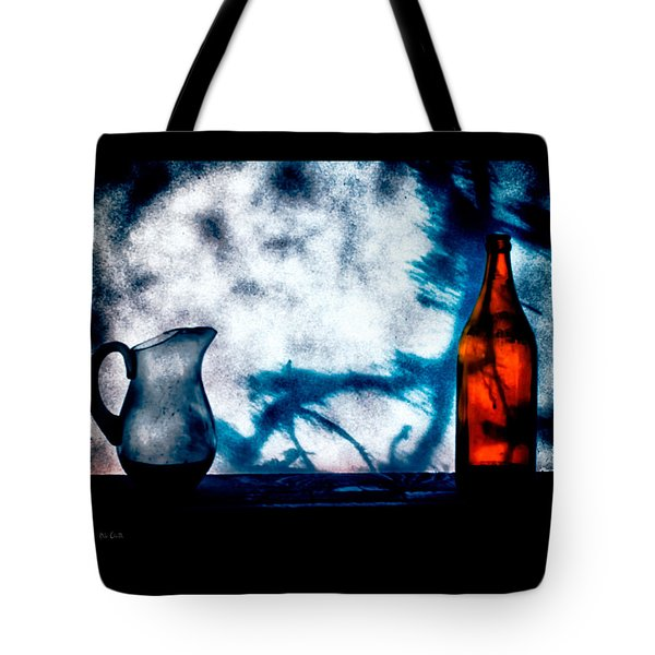 One Red Bottle Tote Bag