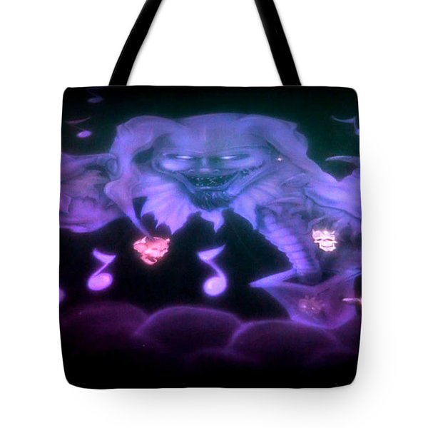 One Scary Jack-in-the-box 2 Tote Bag