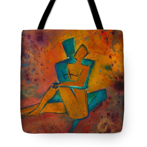 One Soul Divine Love Series No. 1002 Tote Bag