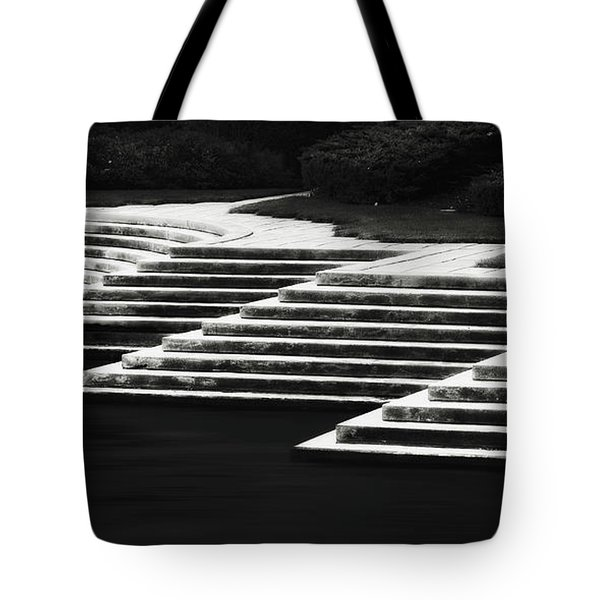 One Step At A Time Tote Bag by Eduard Moldoveanu