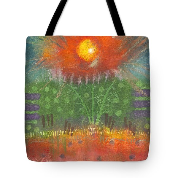 One Sunny Day Tote Bag by Angela L Walker