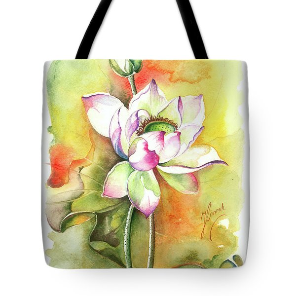 One Sunny Day Tote Bag by Anna Ewa Miarczynska
