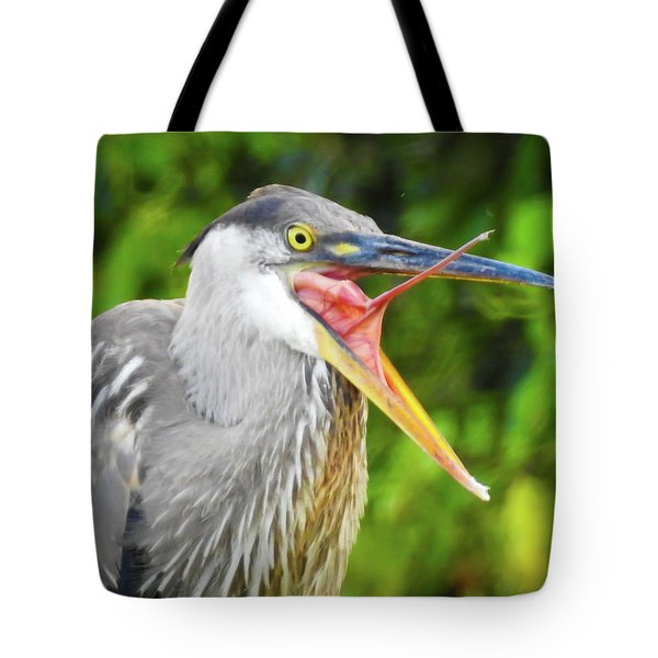 One Tongue To Rule Them All Tote Bag