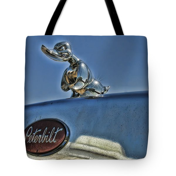 One Tough Duck Tote Bag