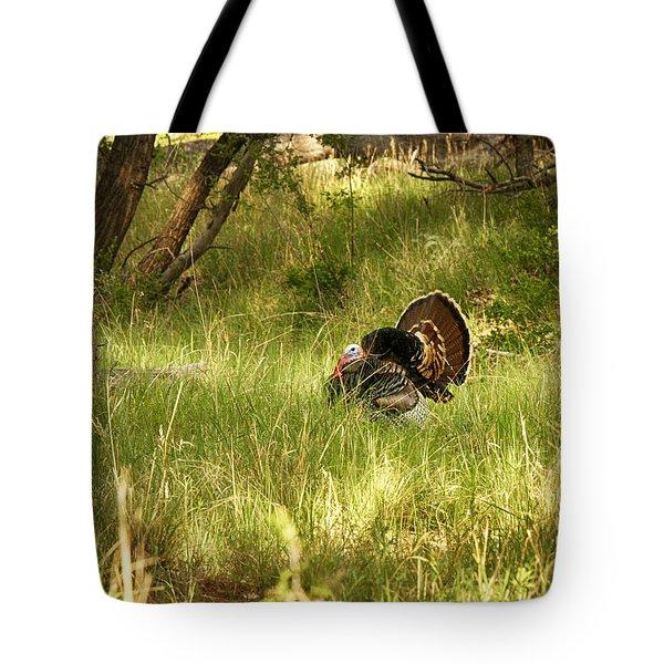 One Turkey Tote Bag