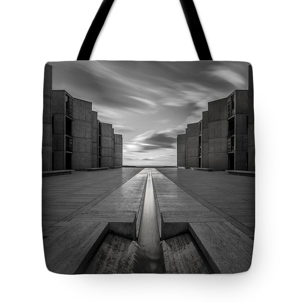 Tote Bag featuring the photograph One Way by Ryan Weddle