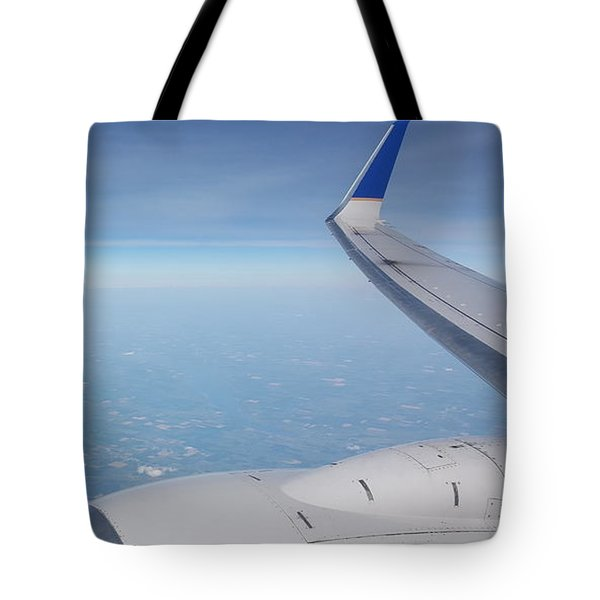 One Who Flies Tote Bag