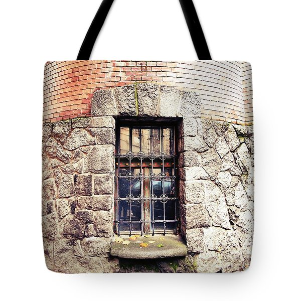 One Window And A Half Tote Bag