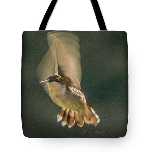 One_wing Tote Bag