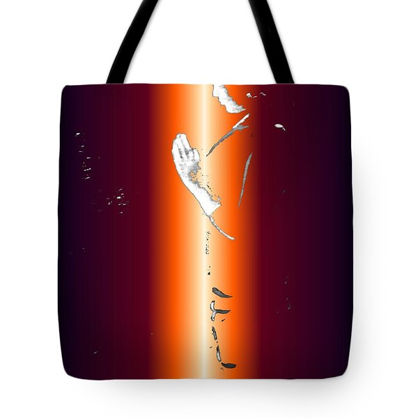 One With God Tote Bag