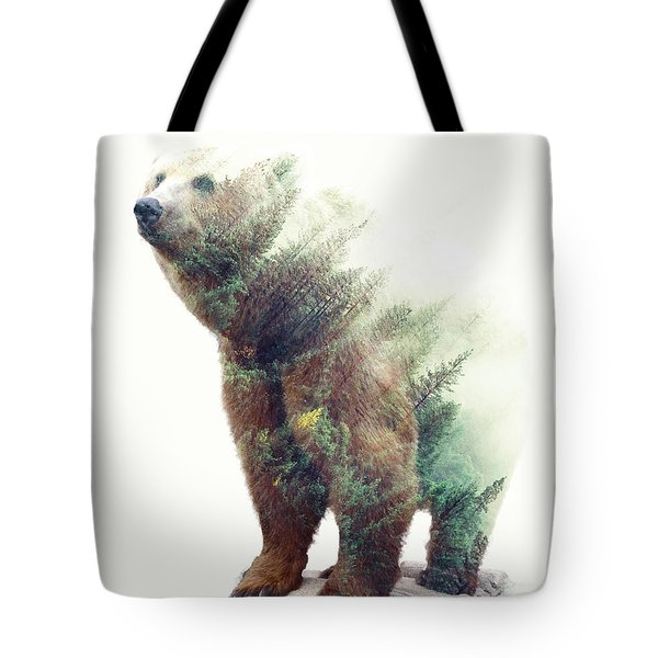 One With Nature V2 Tote Bag