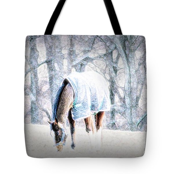 One With The Land In Lancaster County, Pa Tote Bag