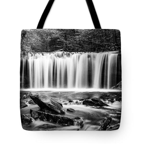 Oneida Falls - 8655 Tote Bag