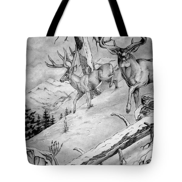 Ones That Got Away Tote Bag by Jimmy Smith