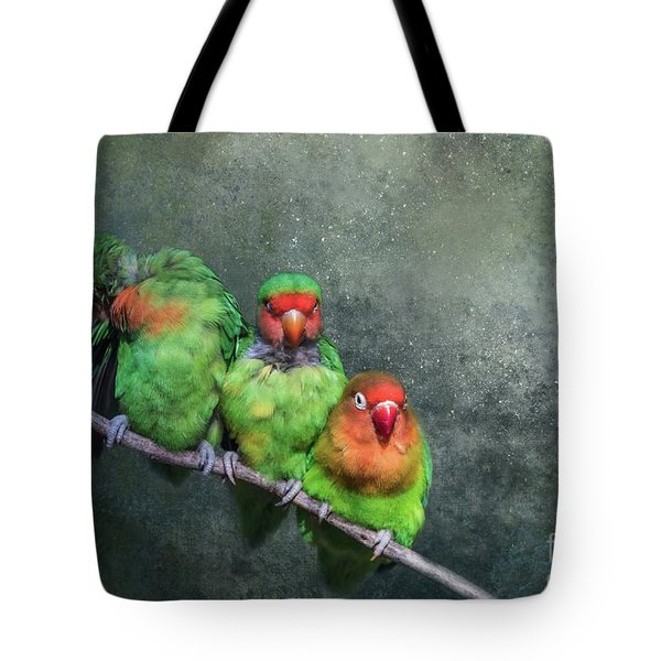 One,two,three... Tote Bag