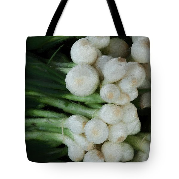 Tote Bag featuring the photograph Onion 2 by Travis Burgess