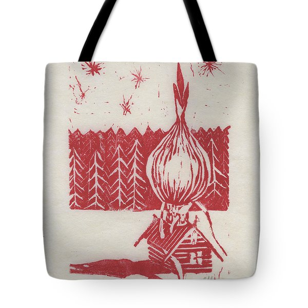 Onion Dome Tote Bag