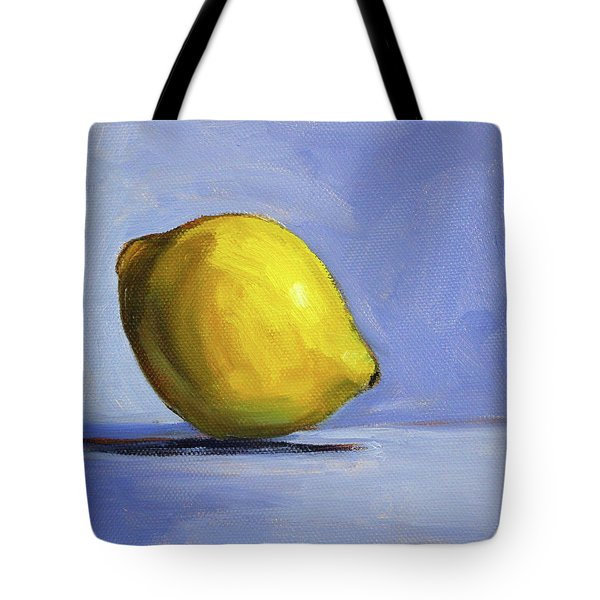 Only A Lemon Tote Bag