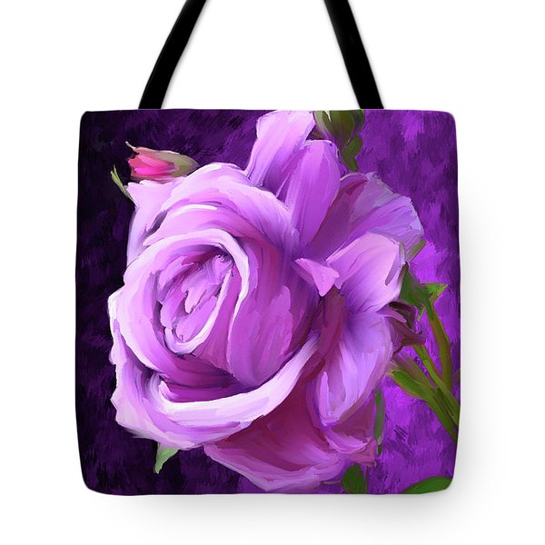 Only A Rose Tote Bag