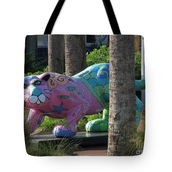 Tote Bag featuring the photograph Only At The Beach by Greg Patzer