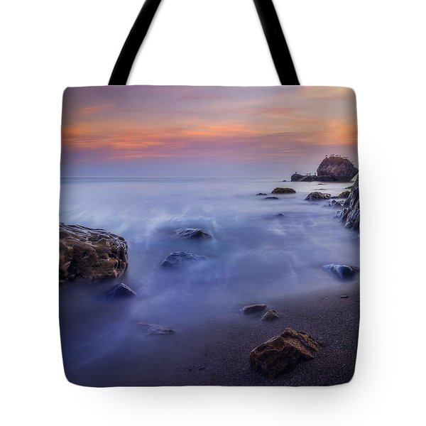 Only In Heaven Tote Bag by Ian Mitchell