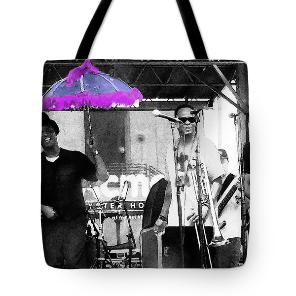 Only In Nola Tote Bag
