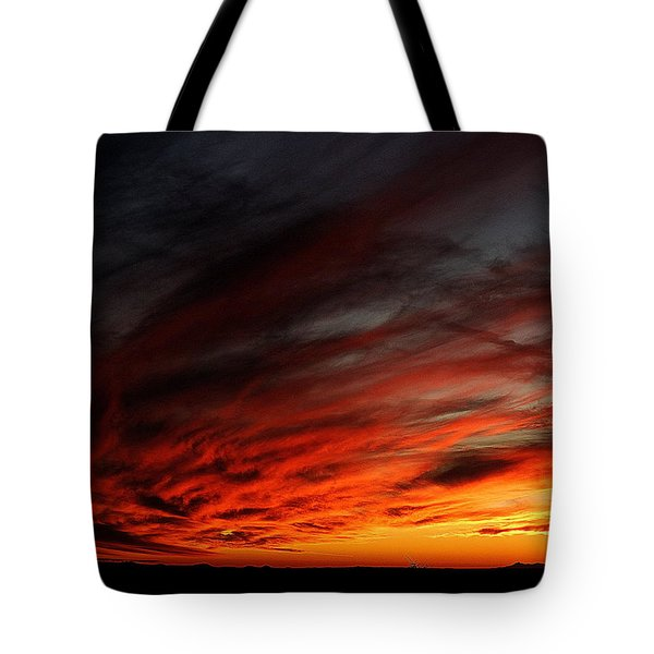Only In The Desert Tote Bag