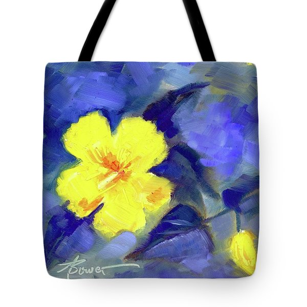 Only One Life Tote Bag