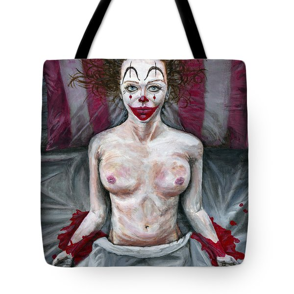 Only Resting Tote Bag