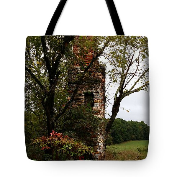 Only Thing Left Standing Tote Bag by Katie Wing Vigil
