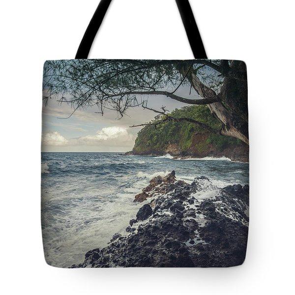 Onomea Bay Tote Bag